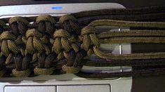 Stormdrane's Blog: Paracord belt, shoulder strap, gun sling, dog collar, etc...