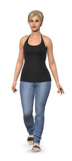 Weightloss Simulator