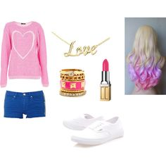 """Cute ♥"" by sofy-styles on Polyvore"