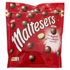 UK Candy | British Maltesers Chocolates: Case of 11x 135g Bags