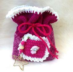 Crochet Hats, Etsy, Fashion, Xmas, Lamb, Sheep, Pouch, Breien, Knitting Hats