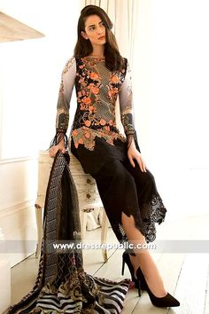 Sobia Nazir SS'17 Lawn - DRP6287