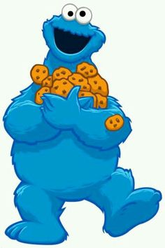 23 Best Cookie Monster Images Cookie Monster Party