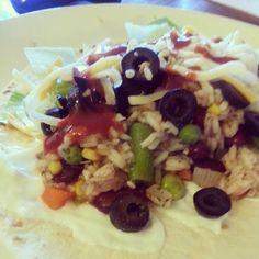 Heat's Kitchen: Veggie Tacos