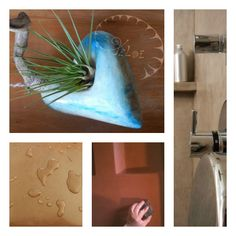 """#cartolina """" I love tadelakt Keloe """" The beauty of Tadelakt, combined with its functionality makes it a popular decorative choice for many modern bathrooms. However, This wonderfully versatile, natural and beautiful product can be used in a number of ways throughout your home."""