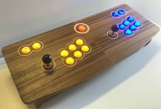 Bespoke Retro Control Panel Arcade Machine with over 8000 Games! by Infinity Arcades