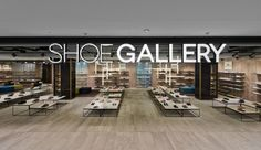 Shoe Gallery Store by Plazma, Vilnius – Lithuania » Retail Design Blog