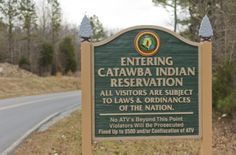 Catawba Indian Nation #SouthCarolina #DiscoverNativeAmerica #AIANTAEastern