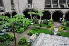 palazzo veneziano a Boston Isabella Stewart Gardner Museum