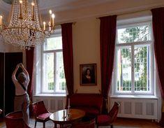 Instawalk Residenz des Deutschen Botschafters 05/20 - photo by @hemufli Valance Curtains, Home Decor, Decoration Home, Room Decor, Home Interior Design, Valence Curtains, Home Decoration, Interior Design