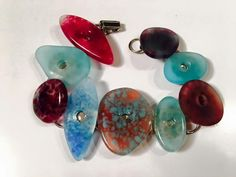 Gear up for Christmas with our CYBER MONDAY DEALS available all week at https://www.facebook.com/MissOliviasLine Handmade, fused glass jewelry by Miss Olivia's Line. #MOL