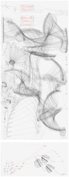 Jorinde Voigt | TRIANGULATION BLOG Jorinde Voigt, Graphic Score, Geometry Pattern, Art Base, Line Drawing, Art And Architecture, Installation Art, Art Inspo, Art Lessons
