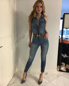 16 Times Bella Thorne Was A Damn Style Goddess On Instagram