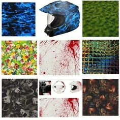 """19x79/"""" hydrographic film water transfer printing GALAXY chameleon FAST SHIPPING"""