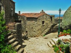 monsanto portugal | Monsanto, Portugal: The Town Among Boulders | When On Earth - Places ...