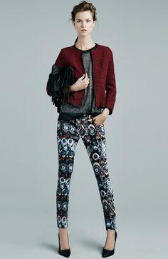 cc966dd6efb Zara November Lookbook 2011