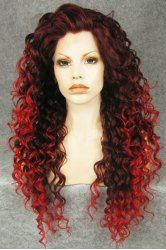 Wigs For Black And White Women | Cheap Lace Front Wigs Online Sale At Wholesale Prices | Sammydress.com Page 17