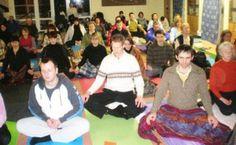 Acharya Talking on meditation
