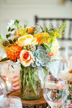 Wedding Table Decora
