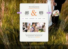 A stunning, friendly and easy to use wedding WordPress theme for any #lovebirds that are planning to get #married.   Crafted with pixel perfect details, this #wedding #WordPress #theme will let you document and share your wedding experience with your friends and family in an original out of the box way. #website #template #