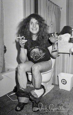 Ozzy Osbourne by Andrew Kent #ozzy #ozzyosbourne www.RockPaperPhoto.com