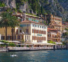 Hotel Le Palme – Limone sul Garda for information: Gardalake.com