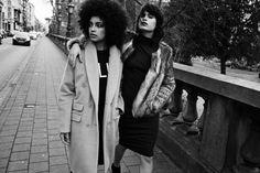 Faux fur coat van Alix The Label. Shop 'm bij RockBabe http://www.rockbabe.nl/alix-the-label-faux-fur-coat.html
