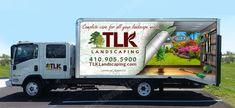 Truck Design - Truck, Van, Car, Wraps Graphic Design, 3D Design Solutions