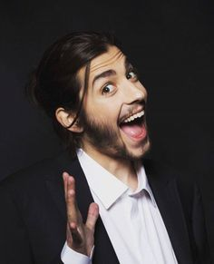 i love this photo of salvador sobral so much <3