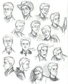 Dean Winchester by compoundbreadd.deviantart.com on @DeviantArt