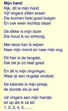 Learn Dutch, Pre School, Children, Kids, Poetry, Language, Letters, Education, Learning