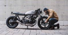 The early 80s CB900C is one of the strangest motorcycles Honda has ever made. Montreal-based builder Samuel Guertin has turned it into a thing of beauty.
