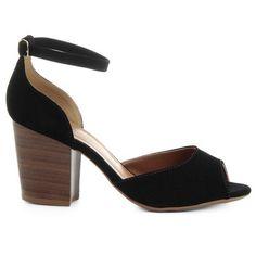 Compre Sandália Walkabout Salto Grosso Preto na Zattini a nova loja de moda online da Netshoes. Encontre Sapatos, Sandálias, Bolsas e Acessórios. Clique e Confira!
