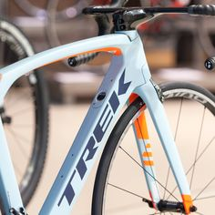 Trek Madone 2016 in a Project One edition. Great colors but needs other wheels | Racefietsblog.nl