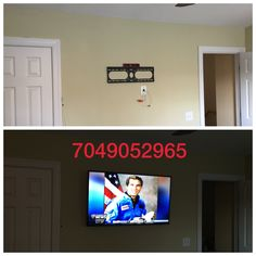 We have made it simple, mistake-free and very affordable for you… We offer a free tilting TV wall mount and a 15-foot HDMI cable with every flat screen TV and monitor installation. Our professional TV mounting services start at only $89 with the wall mount included. We have been professionally wall mounting televisions in Charlotte and the surrounding area for years.  http://tvmountcharlotte.com