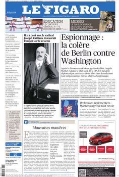 Joseph, Berlin, Newspaper Design, July 11, I Want You, Berlin Germany