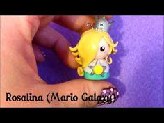 sandylandya.La arcilla del polímero de Chibi Charms - Nintendo y Disney