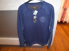 PME sweater o-neck € 99.95