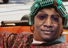 Noooo not the rollers looking like big worm‼️ I'm done