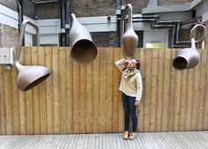 A children's hospital brings sound and architecture together to create a 'secret world' for sick...