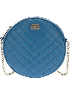 Dolce and Gabbana Quilted Shoulder Bag