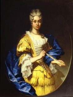 1710 Fra Galgario (Giuseppe Vittore Ghislandi) - Portrait of a Gentlewoman