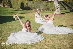 Una de las partes más caras de la boda es el vestido de la novia. ¿Y si lo alquilas?