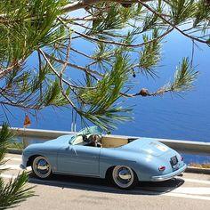Porsche 356 Speedster : @hiraniworld