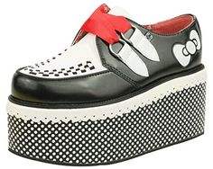 T.U.K. Shoes Women's A8885 Black Leather Creeper 7 T.U.K. http://www.amazon.com/dp/B00UGJS18S/ref=cm_sw_r_pi_dp_WujNvb1HZGKSS