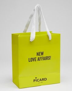 New Love Affairs! Our new goody bags! ;-)