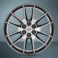 SRX Wheel, 6 Split-Spoke, Midnight Silver, your SRX with these 20 Inch Midnight Silver painted Accessory Wheels. Use only GM-approved wheel and tire combinations. 20 Inch Wheels, Cadillac Srx, Silver Paint, Wheels And Tires, Silver Color