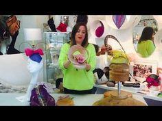 Millinery tips by Katherine Elizabeth - YouTube