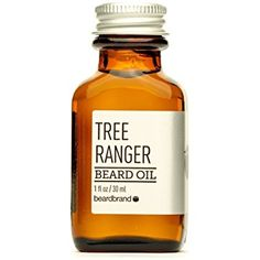 Beardbrand Tree Ranger Beard Oil - 1 fl oz