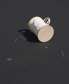 08a2f65364 Circle Duffel a large canvas cylinder bag 30 cm × 20 cm